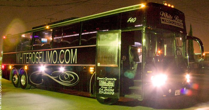 Limo Bus Rental Carlsbad