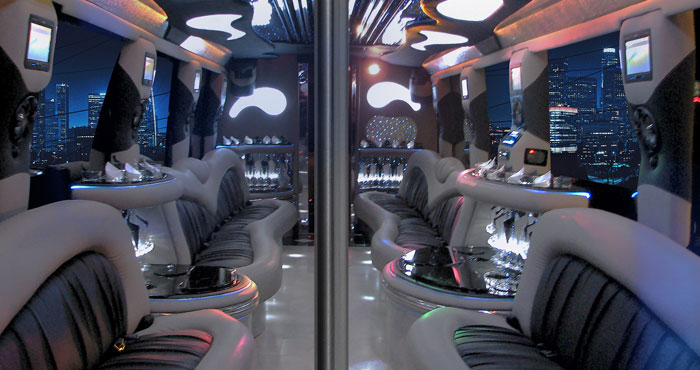Party Bus Tucson