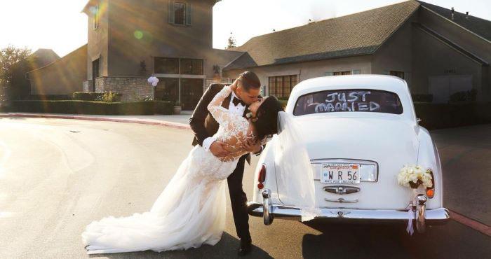 wedding limos in laguna